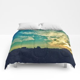Charleston Skies Comforters