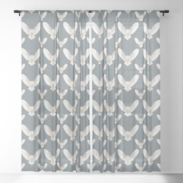 Night Sheer Curtain