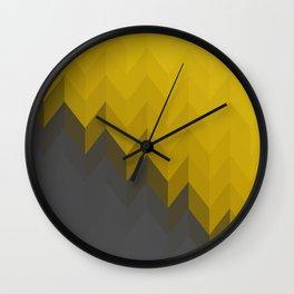 RHOMBUS No6 Wall Clock
