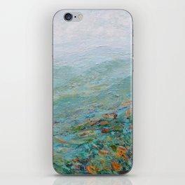 Blue Ridge October iPhone Skin