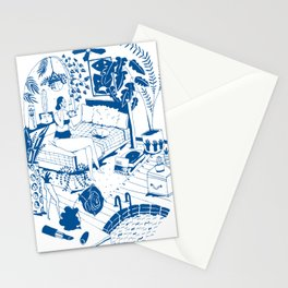 Party II Stationery Cards