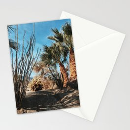 Borrego Springs Winter Stationery Cards