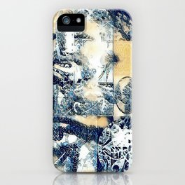 Phillip of Macedon series 11 iPhone Case