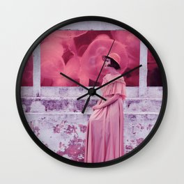 Jellypink Wall Clock