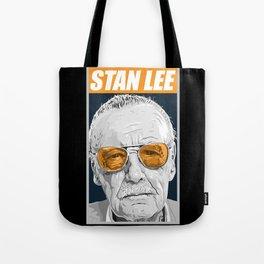 stanlee Tote Bag