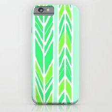 Stripes: Greenies iPhone 6s Slim Case