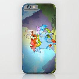 Rainidash iPhone Case