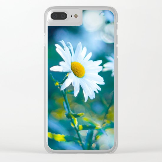 Joy Clear iPhone Case