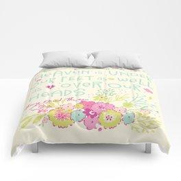 Sweet Sayings 2 Comforters