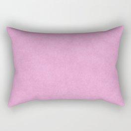 Speckled Texture - Pastel Rose Pink Rectangular Pillow
