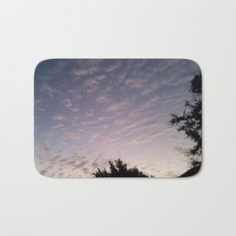 Texas Hill Country Sky - Sunrise 1 Bath Mat