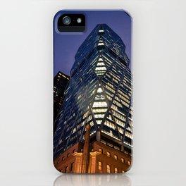 New York Future iPhone Case