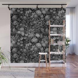 Haunted Garden Wall Mural
