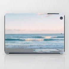 Sunset surf iPad Case