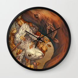 Lepus Wall Clock