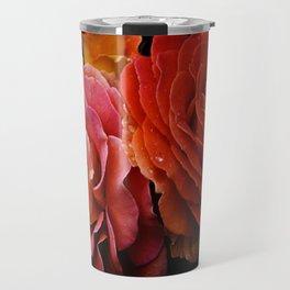 Spanish Dancer Roses Travel Mug