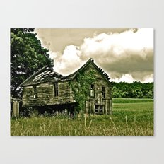 Better Days Gone By Canvas Print