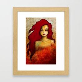 Sedusa Framed Art Print