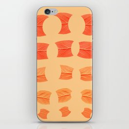 Leaf Bytes iPhone Skin