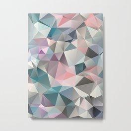 Polygon abstract 1 Metal Print