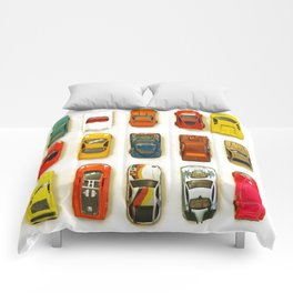 Vintage Toy Cars... Comforters