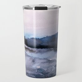 layers of colour 2 Travel Mug