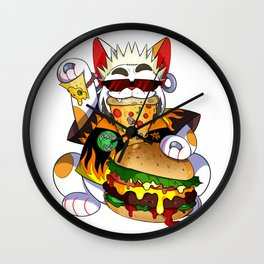 LUCKY GUY Wall Clock