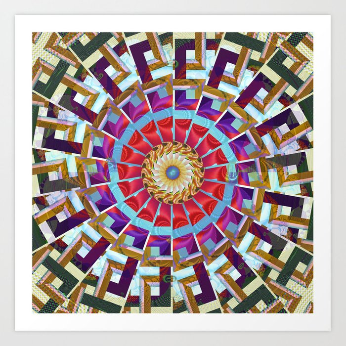 Bohemian Wheel