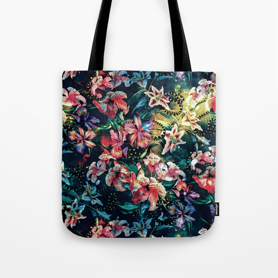 The night of the Snakes Tote Bag