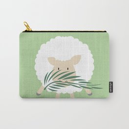 Palm Sunday Lamb Of God Carry-All Pouch