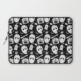 Welcome to Camp Crystal Lake! Laptop Sleeve