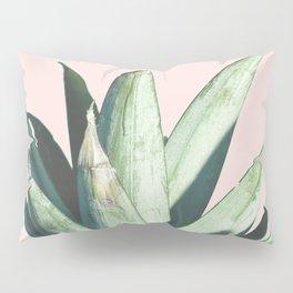 Pineapple on Blush Pink Pillow Sham