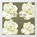 Scripture Gray,White Rose by giftsfromgod