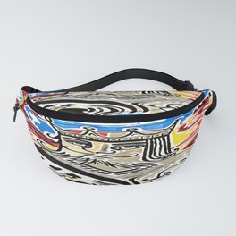 King Of Cards Fanny Pack