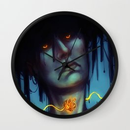 Monsoon Wall Clock