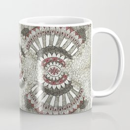 Mandala-la-la Collab Coffee Mug