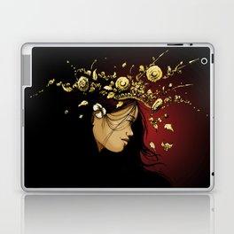 free spirit apsara Laptop & iPad Skin