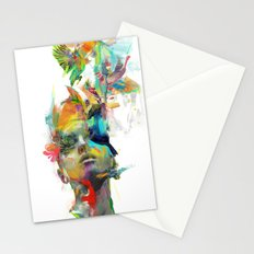 Dream Theory Stationery Cards