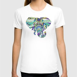 Éléphant royal T-shirt
