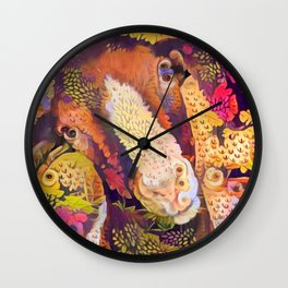 I Kid You Not Wall Clock