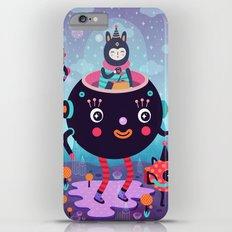 Amigos cósmicos iPhone 6 Plus Slim Case