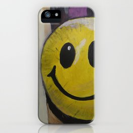 ...And we called her Julie iPhone Case