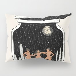 Micro Space Party Pillow Sham