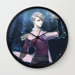 Viktor - Yuri On Ice Wall Clock