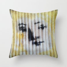 VENUS IN AIR FILTER Throw Pillow