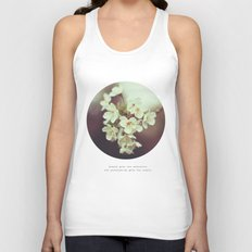 beauty Unisex Tank Top
