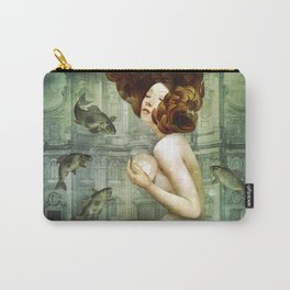 The Mermaid´s Pearl Carry-All Pouch