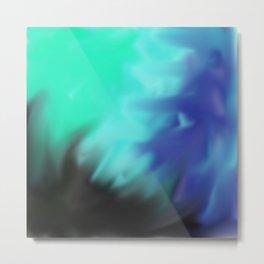 Blurry colors Metal Print