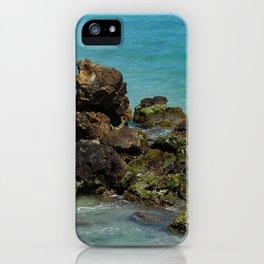 Rock Formation Ibiza iPhone Case