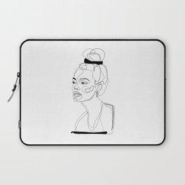 B&W Sketch Laptop Sleeve